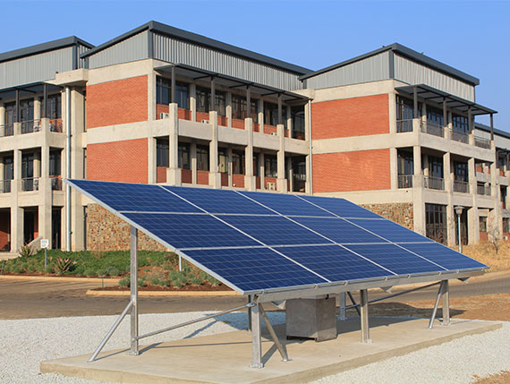 NWU-South-Africa-Solar-Training-Center-2013